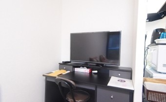 TV&デスク