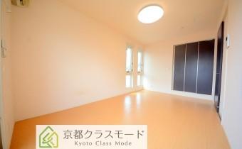 Room7.6 *写真はA棟201号室の参考画像です。