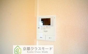 TVモニターホン *写真はA棟201号室の参考画像です。