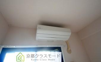 Room 5.5のエアコン