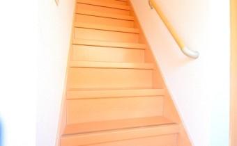 階段2Fへ