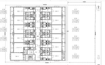 平面図(2階~4階)