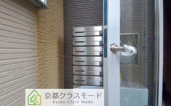 ぽすと&オートロック(設置予定)