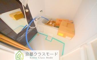 バスルーム(工事中)
